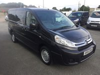 2015 CITROEN DISPATCH 12002.0 HDi 125 6-Speed L2 H1 ENTERPRISE LWB £9995.00