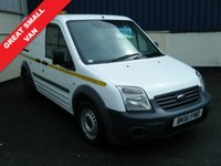 2011 FORD TRANSIT CONNECT 1.8 T200 LR 1d 110 BHP £4495.00