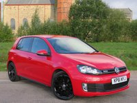 USED 2011 61 VOLKSWAGEN GOLF 2.0 GTD TDI 5d 170 BHP MUST SEE! DRIVE AWAY TODAY!