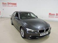 USED 2014 14 BMW 3 SERIES 2.0 320D EFFICIENTDYNAMICS 4d 161 BHP
