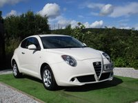 USED 2015 15 ALFA ROMEO MITO 1.4 8V PROGRESSION 3d 78 BHP