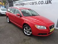 USED 2007 57 VOLVO V70 2.5 T SE LUX 5d 198 BHP One Owner Since New Full Volvo History Rare Petrol V70