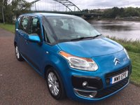 USED 2011 11 CITROEN C3 PICASSO 1.6 PICASSO VTR PLUS 5d 120 BHP **SERVICE HISTORY**
