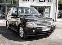 USED 2007 07 LAND ROVER RANGE ROVER 3.6 TDV8 VOGUE SE 5d AUTO 272 BHP