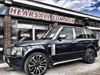 USED 2003 52 LAND ROVER RANGE ROVER 2.9 TD6 HSE 5d AUTO 175 BHP