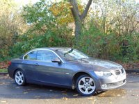 USED 2007 57 BMW 3 SERIES 2.0 320I SE 2d  FULL LEATHER INTERIOR