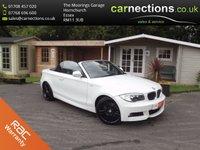 2011 BMW 1 SERIES 2.0 120D M SPORT 2d AUTO 175 BHP £12000.00