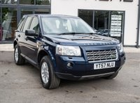 USED 2007 57 LAND ROVER FREELANDER 2.2 TD4 XS 5d AUTO 159 BHP