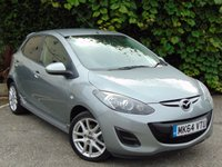 USED 2014 64 MAZDA 2 1.3 TAMURA 5d  **RELIABLE 5 DOOR HATCHBACK**