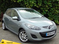 USED 2014 64 MAZDA 2 1.3 TAMURA 5d  * 128 POINT AA INSPECTED *