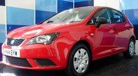 2014 SEAT IBIZA 1.2 S A/C 5d 69 BHP £5195.00