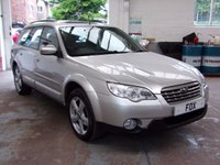USED 2007 07 SUBARU OUTBACK 2.5 SE AWD 5d 165 BHP