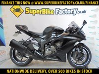 USED 2014 14 KAWASAKI ZX-6R EEF  GOOD & BAD CREDIT ACCEPTED, OVER 500+ BIKES IN STOCK