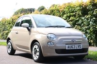 2013 FIAT 500 1.2 COLOUR THERAPY £SOLD