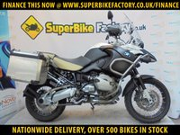 USED 2013 13 BMW R1200GS ADVENTURE  GOOD & BAD CREDIT ACCEPTED, OVER 500+ BIKES