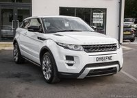 USED 2011 61 LAND ROVER RANGE ROVER EVOQUE 2.2 SD4 DYNAMIC LUX 3d 190 BHP