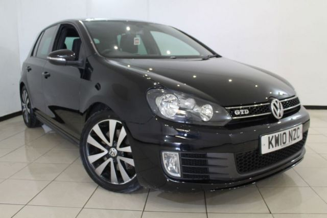 View our 2010 10 VOLKSWAGEN GOLF 2.0 GTD TDI DSG 5DR 170 BHP