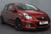USED 2012 62 VAUXHALL CORSA 1.6 VXR NURBURGRING EDITION 3d 202 BHP FULL SERVICE HISTORY