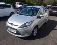USED 2010 60 FORD FIESTA 1.2 EDGE 5d 81 BHP THIS VEHICLE IS AT SITE 2 - TO VIEW CALL US ON 01903 323333