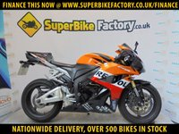 USED 2012 62 HONDA CBR600RR RR-C  GOOD & BAD CREDIT ACCEPTED, OVER 500+ BIKES