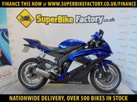 USED 2009 59 YAMAHA R6  GOOD & BAD CREDIT ACCEPTED, OVER 500+ BIKES