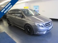 USED 2013 63 MERCEDES-BENZ B CLASS 1.8 B180 CDI BLUEEFFICIENCY SPORT 5d AUTO 109 BHP GREAT SPEC, REAR CAMERA, ACTIVE PARK ASSIST, XENON LIGHTS, FULL LEATHER, BLUETOOTH AND LOADS MORE