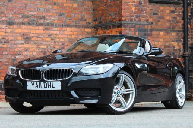 2011 11 BMW Z4 2.5 23i M Sport sDrive 2dr