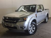 USED 2011 61 FORD RANGER 2.5 THUNDER 4X4 DCB TDCI 1d 143 BHP AIRCON LOAD LINER KIT NO VAT NO FINANCE REPAYMENTS FOR 2 MONTHS STC. NO VAT. 4WD. STUNNING SILVER MET WITH BLACK CLOTH TRIM. SIDE BARS. LOAD LINER KIT. AIR CON. 16 INCH ALLOYS. COLOUR CODED TRIMS. REVERSING CAMERA. PAS. EW. MFSW. TOWBAR. MOT 03/18. SERVICE HISTORY. FCA FINANCE APPROVED DEALER. TEL 01937 849492