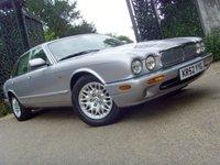 2002 JAGUAR XJ 3.2 EXECUTIVE V8 4d AUTO 240 BHP £2999.00