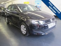 USED 2014 63 VOLKSWAGEN POLO 1.2 S A/C 5d 60 BHP LOW INSURANCE , LOW MILEAGE, FULL SERVICE HISTORY