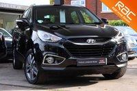 USED 2015 15 HYUNDAI IX35 2.0 CRDI PREMIUM 5d AUTO 134 BHP