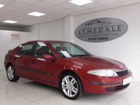 USED 2004 04 RENAULT LAGUNA 1.8 EXTREME AUTHENTIQUE 16V 5d 122 BHP In Great Overall Condition With 12 Months MOT & 1/2 Leather