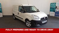 USED 2014 14 FIAT DOBLO 1.3 16V MULTIJET 5d 90 BHP *Drive Away Today* Parrot Phone Kit, Call us on 01709 866668 to Reserve this van