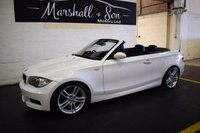 USED 2008 58 BMW 1 SERIES 2.0 118I M SPORT 2d 141 BHP CONVERTIBLE