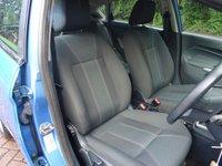 USED 2009 09 FORD FIESTA 1.4 ZETEC 16V 5d AUTO 96 BHP CAT. C