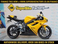 USED 2012 12 TRIUMPH DAYTONA 675 SUPER 111 GOOD & BAD CREDIT ACCEPTED, OVER 500+ BIKES