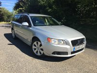 2009 VOLVO V70 2.4 D5 SE 5d AUTO 183 BHP PLEASE CALL TO VIEW £8000.00