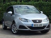 2010 SEAT IBIZA 1.4 ECOMOTIVE TDI 3d 79 BHP £4500.00