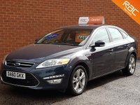 USED 2010 60 FORD MONDEO 2.0 TITANIUM X TDCI 5d 138 BHP FACE LIFT MODEL
