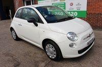 2013 FIAT 500 1.2 POP 3d 69 BHP £4499.00