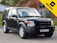 USED 2007 57 LAND ROVER DISCOVERY 2.7 3 TDV6 SE 5d AUTO 188 BHP