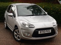 USED 2010 10 CITROEN C3 1.6 EXCLUSIVE 5d AUTO 118 BHP NEED FINANCE ?  POOR CREDIT WE CAN HELP! JUST ASK ! CLICK THE LINK AND APPLY 24/7!! SUPERB SMALL AUTOMATIC FAMILY CAR!!