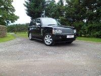 2007 LAND ROVER RANGE ROVER 3.6 TD V8 Vogue 5dr £7995.00