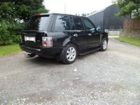 USED 2007 07 LAND ROVER RANGE ROVER 3.6 TD V8 Vogue 5dr TV. SAT NAV. VENTURE CAM, HARMON KARDON, LOVELY CONDITION