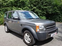 2007 LAND ROVER DISCOVERY 2.7 3 TDV6 5d AUTO 188 BHP £7990.00