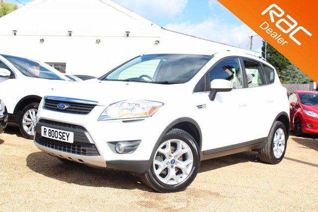 View our 2011 11 FORD KUGA 2.0 ZETEC TDCI 2WD 5d 138 BHP