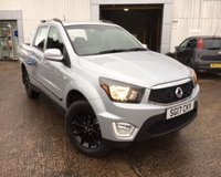 2017 SSANGYONG MUSSO 2.2 EX 1d AUTO 176 BHP PICK-UP £SOLD
