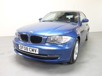 2008 BMW 1 SERIES 1.6 116I EDITION ES 3d 121 BHP £3990.00