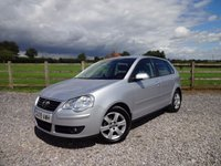 2009 VOLKSWAGEN POLO Volkswagen Polo 1.4 TDI Match 5dr £SOLD