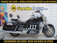 USED 2012 12 TRIUMPH ROCKET 111 TOURING GOOD & BAD CREDIT ACCEPTED, OVER 500+ BIKES
